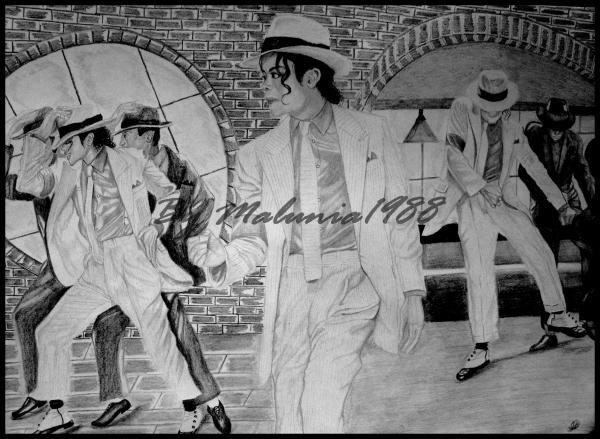 Michael Jackson by Malunia1988